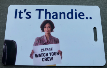 Its Thandie *LIMITED EDITION